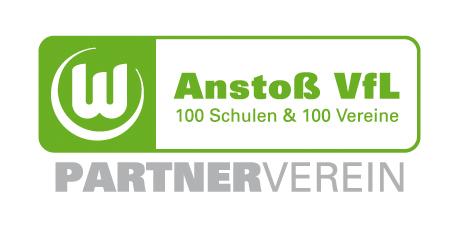 Anstoß VfL Wolfsburg Partnerverein Logo